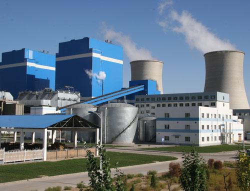 内蒙古能源包头发电分公司(600MW)