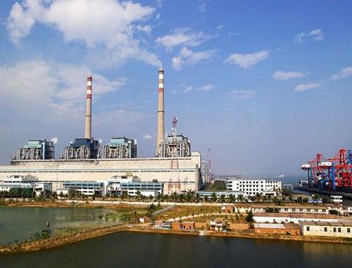 湛江电力3炉改造配套电袋项目