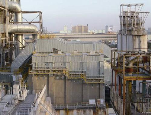 宝山钢铁股份有限公司自备电厂(350MW)