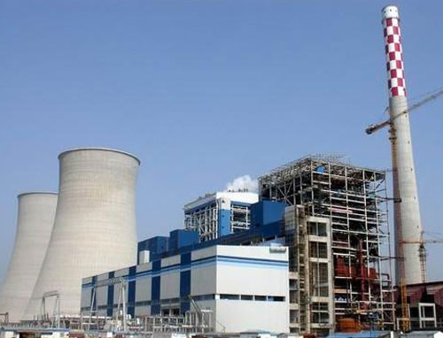 上海外高桥发电有限责任公司(320MW)